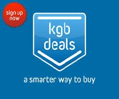 The latest Tweets from kgbdeals USA (@kgbdeals_usa). kgbdeals is a coupon web site whose members enjoy great deals – 50% to 90% off regular prices. Spread the word and share the wealth. New York.