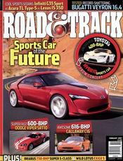 Road and Track Magazine