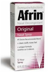 Afrin Nasal Spray http://www.freesnatcher.com/afrin-nasal-spray-only-1-38-at-walmart/