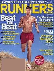Runner's World Magazine