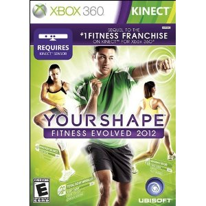 Kinect Your Shape
