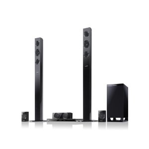panasonic sc btt490 3d blu ray disc 5 1 surround sound home theater system for. Black Bedroom Furniture Sets. Home Design Ideas
