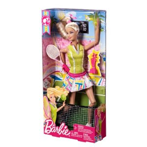 Barbie Tennis