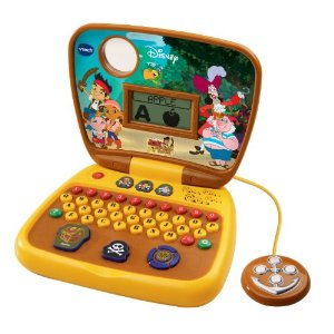 VTech Jake and the Never Land Pirates Treasure Hunt Learning Laptop