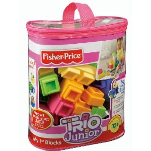 fisher price tiro blocks