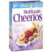 Multi-Grain Cheerios