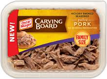 Oscar Mayer Carving Board Pulled Pork