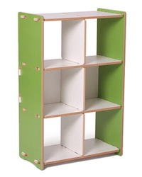 Sprout Cubby Shelf