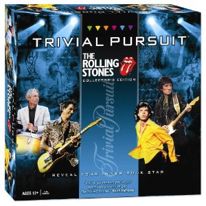 trivial Pursuit Rolling Stones