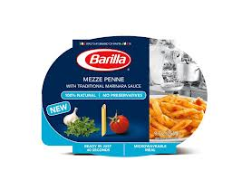 barilla microwavable meal