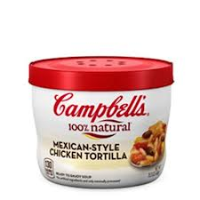 Campbell's 100% Natural Soup