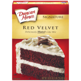 Duncan hines Red Velvet Coupons