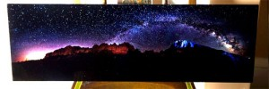 milky way art