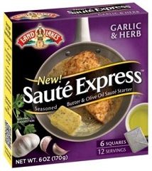 Land O Lakes Saute Express Coupons