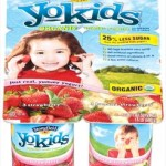 Stonyfield YoKids Yogurt Coupons