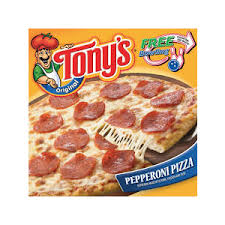 Tony's Pizza Printable Coupon