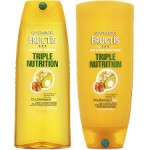 Free Samples of Garnier Fructis Triple Nutrition