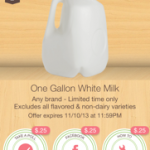 Milk Ibotta