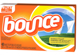 Bounce Fabric Softener Printable Coupon