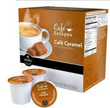 Cafe Escapes Printable Coupon
