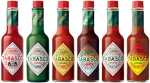 Tabasco Coupon