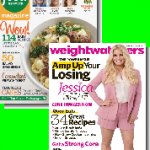 Food Network Weight Watchers Magazines