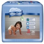 White Cloud Diaper Coupon