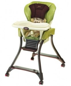 Fisher Price Zen Collection High Chair