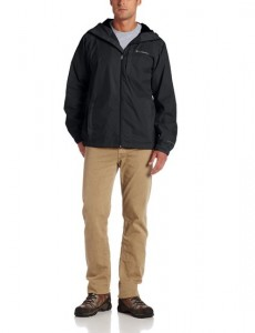 Columbia Straight Line Rain Jacket