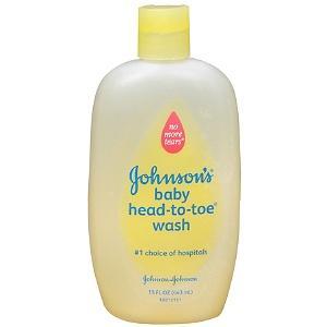 Johnson's Baby Wash Coupon