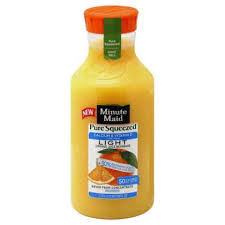 Minute Maid Pure Squeezed