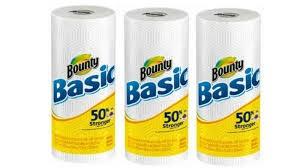 Bounty Basic Coupon