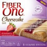 Fiber One Cheesecake Coupon