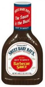Sweet Baby Rays Coupon