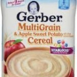 Gerber Cereal Coupon