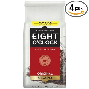 Eight o'clock coffee printable coupon 2018